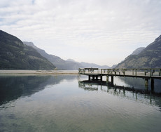 Seeschüttung Urnersee, SIA award Umsicht - Regards -Sguardi 2006/07 for sustainable design of the living environment | Photo: Laurence Bonvin